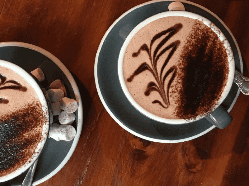 Creel Cafe Hot Chocolate