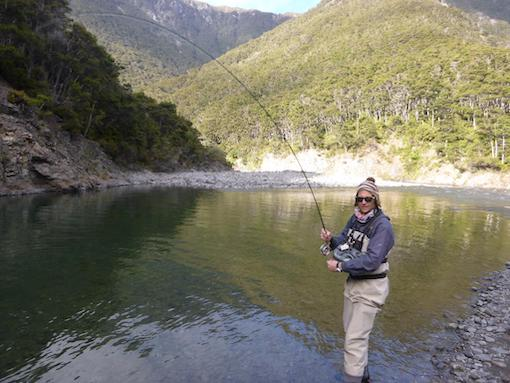fly fishing guides taupo